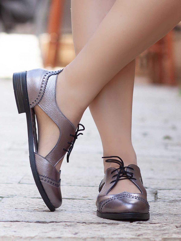 נעלי אוקספורד קיציות